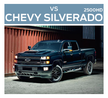 Click to compare the 2018 Ford Super Duty F-250 to the 2018 Chevrolet Silverado 2500HD