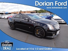 2011 Cadillac CTS-V Sedan 4dr Car