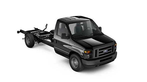 Ford E-Series Cutaway