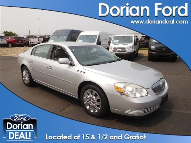 2009 Buick Lucerne CXL Special Edition 4dr Car For Sale in Clinton Township, MI