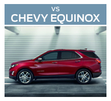 Click to compare the 2017 Ford Edge and the 2017 Chevrolet Equinox