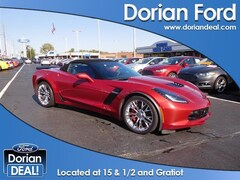 2015 Chevrolet Corvette Z06 1LZ Convertible For Sale in Clinton Township, MI