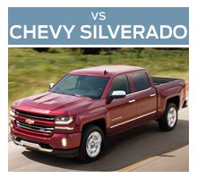 Click to compare the 2018 Ford F-150 to the 2017 Chevrolet Silverado