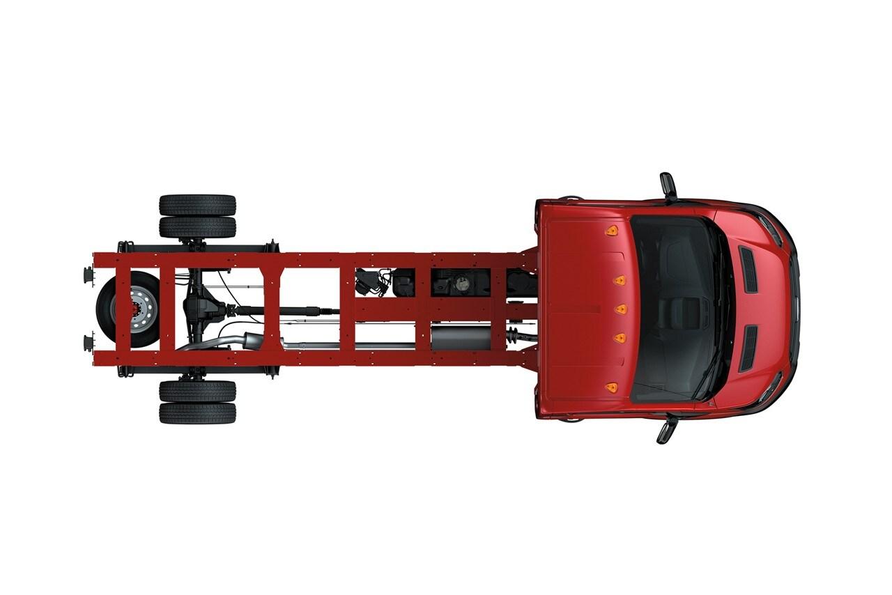 Ford Transit CC-CA Upfitting