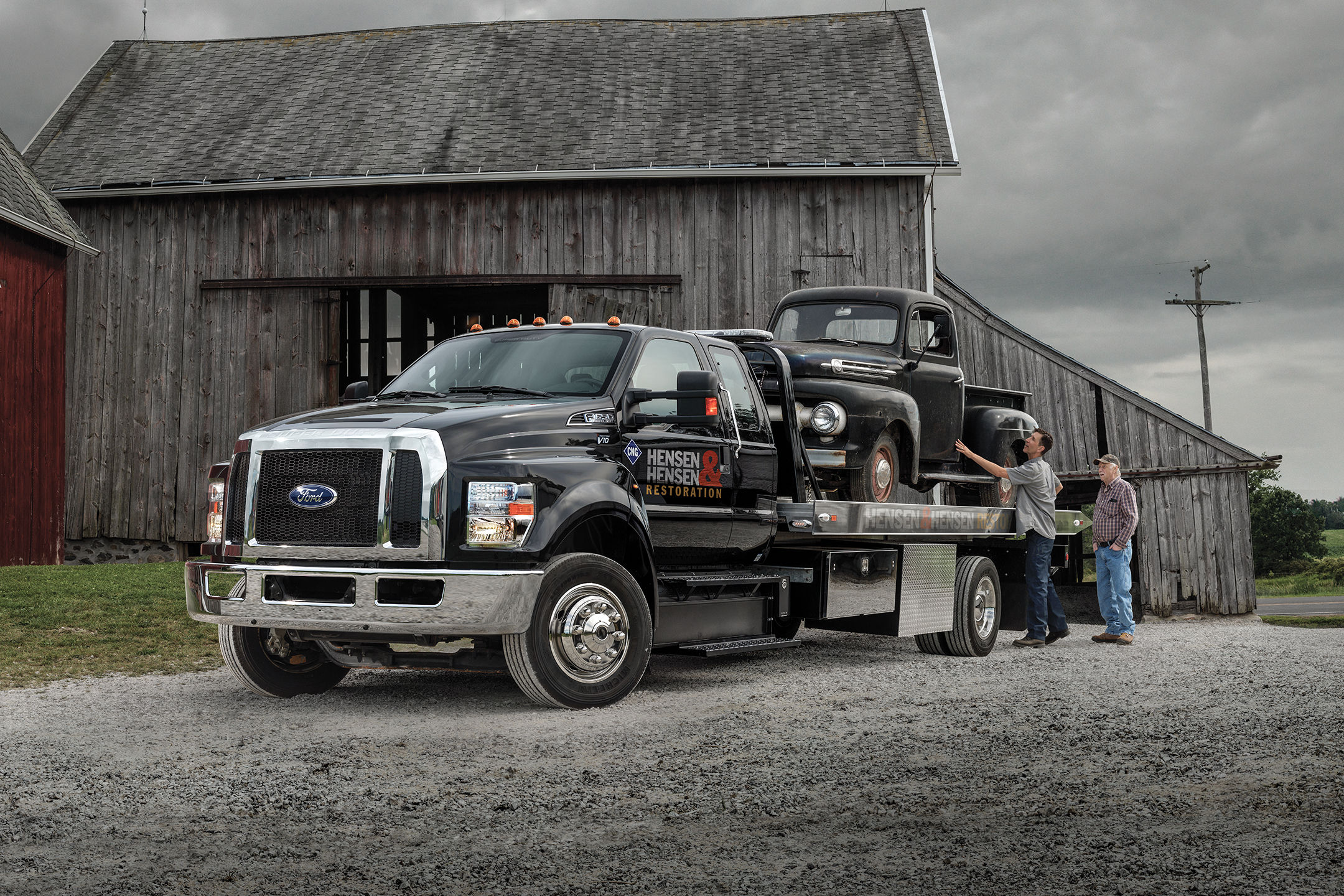 2017 Ford F-650 - 750