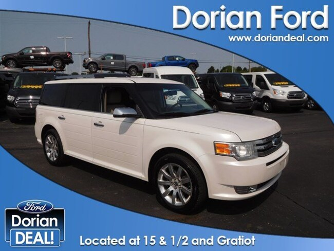 2010 Ford Flex Limited Station Wagon For Sale in Clinton Township, MI
