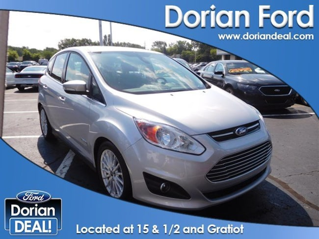 2016 Ford C-Max Hybrid SEL Hatchback For Sale in Clinton Township, MI
