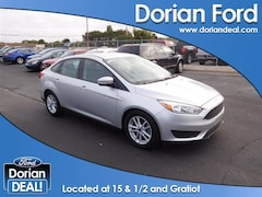 2015 Ford Focus SE 4dr Car For Sale in Clinton Township, MI