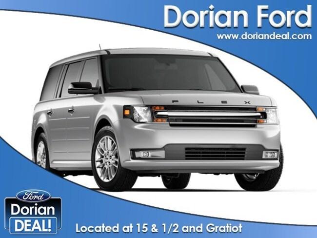 2019 Ford Flex SEL Sport Utility For Sale in Clinton Township, MI