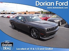 2016 Dodge Challenger R/T Scat Pack 2dr Car For Sale in Clinton Township, MI