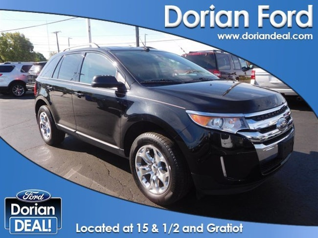 2014 Ford Edge SEL Sport Utility For Sale in Clinton Township, MI