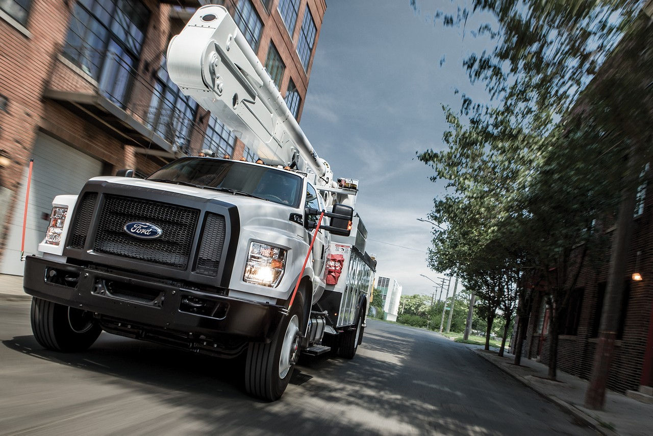 Ford Commercial F-Series