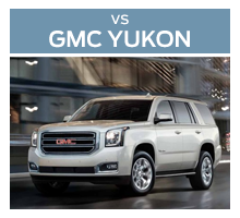 Click to compare the 2018 Ford Expedition to the 2018 GMC Yukon