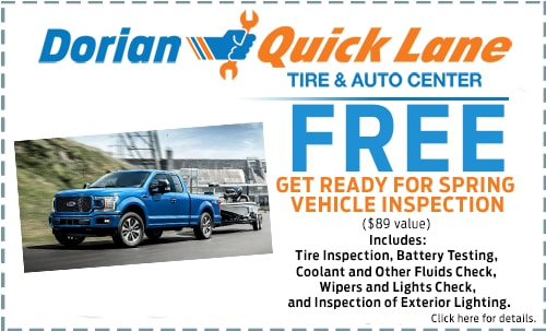 Free Get Ready For Spring Inspection