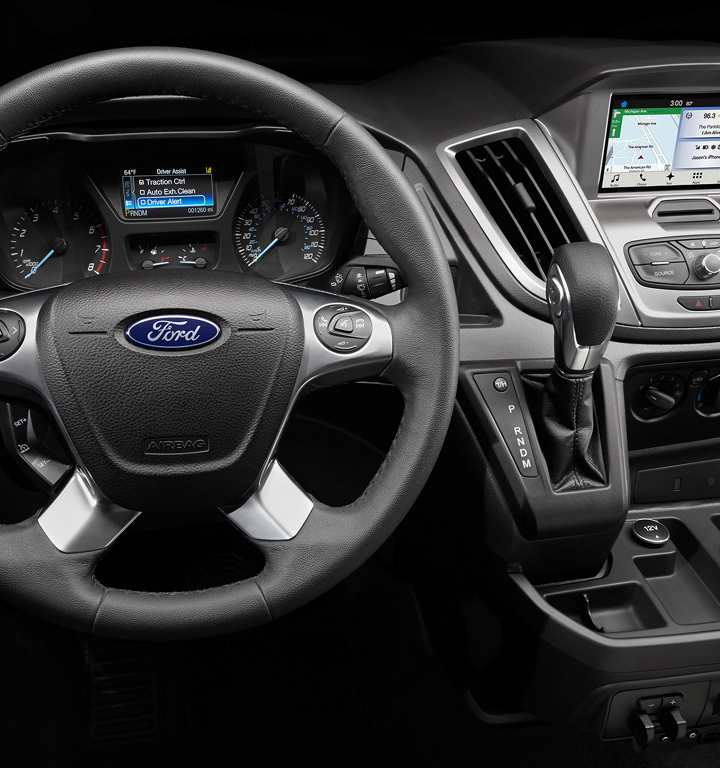 Ford Transit Steering Wheel