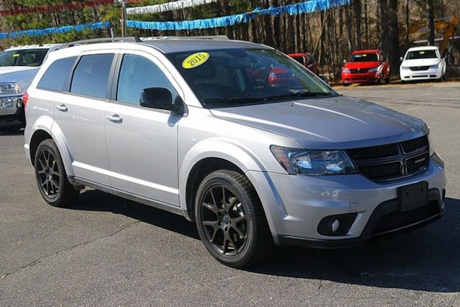 Used 2015 Dodge Journey SXT SUV Rocky Mount
