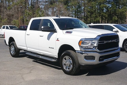 2020 Ram 2500 Big Horn Truck