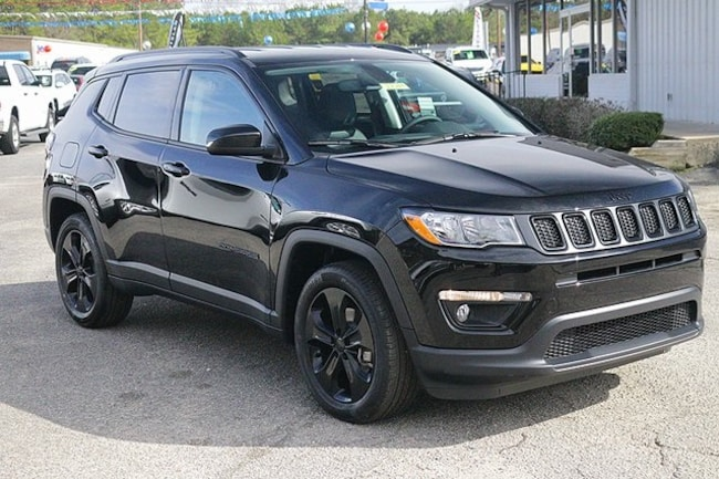 New 2019 Jeep Compass ALTITUDE FWD Sport Utility Rock Mount