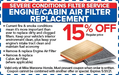 Cabin & Engine Air Filters (VW)