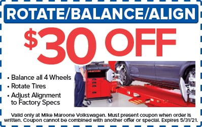 Rotate/Balance/Align (VW)