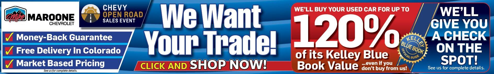 Colorado Springs Chevrolet Dealership | New & Used Chevy ...