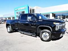 2021 Chevrolet Silverado 3500 HD High Country Truck Crew Cab