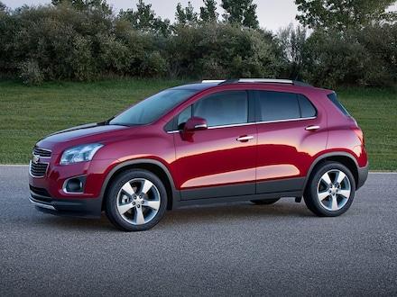 2016 Chevrolet Trax LS SUV