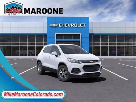 2021 Chevrolet Trax LS SUV
