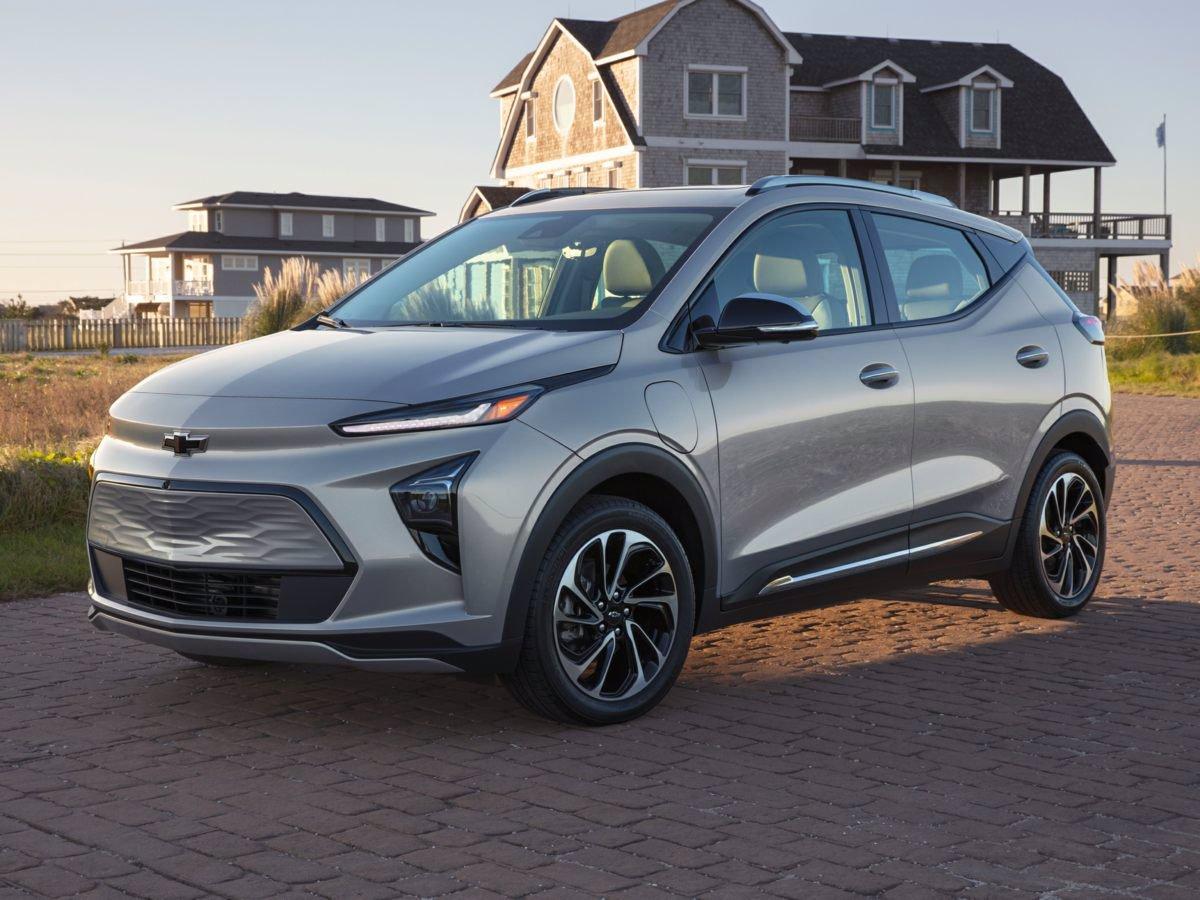 2022 Chevrolet Bolt EUV SUV