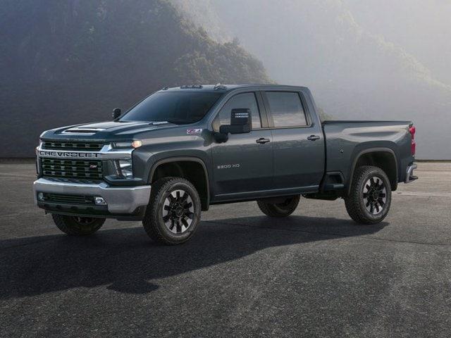 2022 Chevrolet Silverado 2500 HD Truck