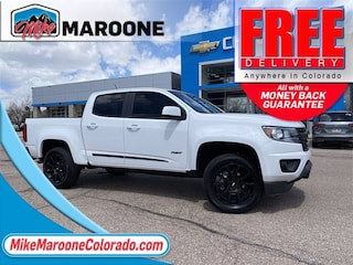2020 Chevrolet Colorado 4WD LT Truck