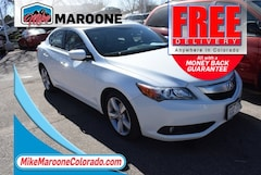 2013 Acura ILX 2.0L w/Premium Package (A5) Sedan