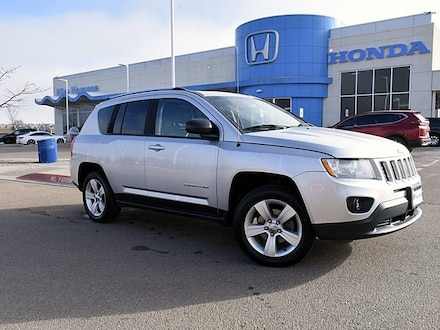 2013 Jeep Compass Latitude 4x4 SUV
