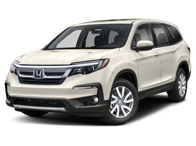 2021 Honda Pilot EX-L AWD SUV