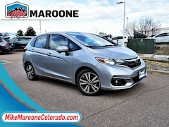 2020 Honda Fit EX Hatchback
