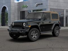 2020 Jeep Wrangler BLACK AND TAN 4X4 SUV