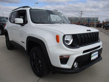 2020 Jeep Renegade ALTITUDE 4X4 SUV