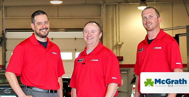 Kia Service & Repair