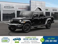 2021 Jeep Gladiator HIGH ALTITUDE 4X4 Crew Cab