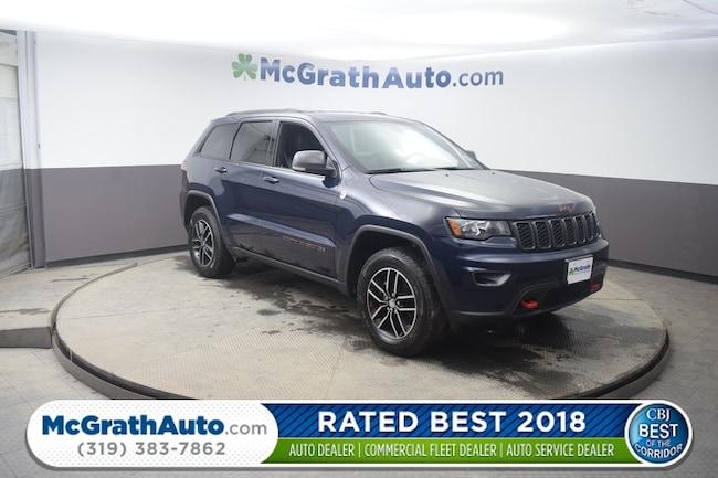 2018 Jeep Grand Cherokee Trailhawk 4x4 SUV