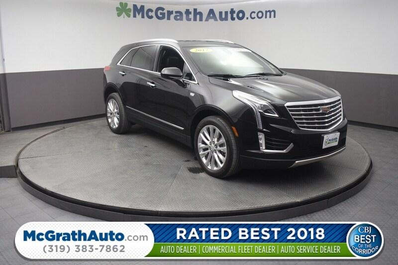 2017 CADILLAC XT5 Platinum SUV