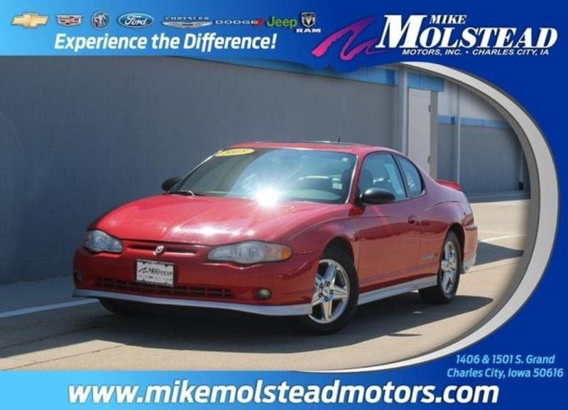 2005 Chevrolet Monte Carlo SS Supercharged Coupe