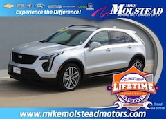 New 2019 Cadillac XT4 Sport SUV for Sale in Charles City, IA