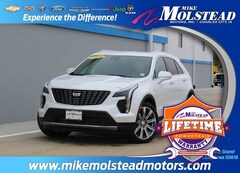 New 2019 Cadillac XT4 Premium Luxury SUV for Sale in Charles City, IA