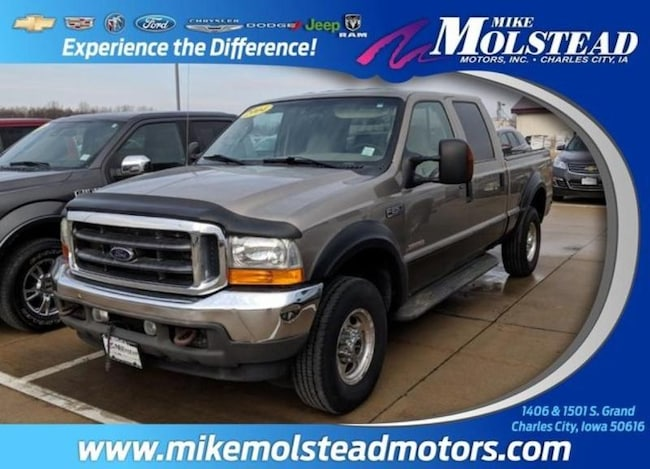 2004 Ford F-250SD Truck