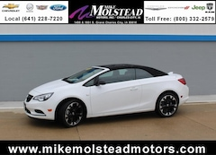 New 2018 Buick Cascada Sport Touring Convertible for Sale in Charles City, IA