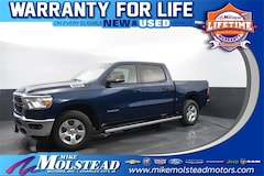 New 2021 Ram 1500 Big Horn/Lone Star Truck Crew Cab in Charles City, IA