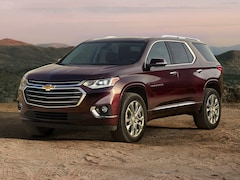New 2021 Chevrolet Traverse Premier SUV for Sale in Charles City, IA