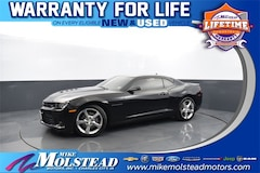 Used 2015 Chevrolet Camaro SS Coupe for Sale in Charles City, IA