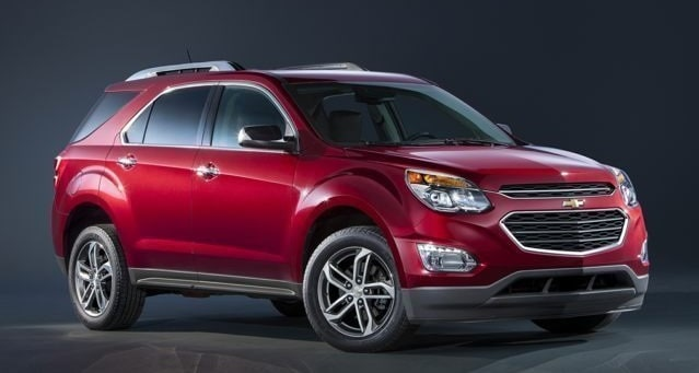 2017 Chevrolet Equinox Charles City